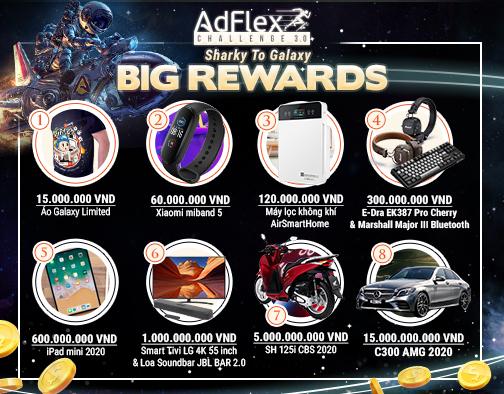 AdFlex Challenge 3.0