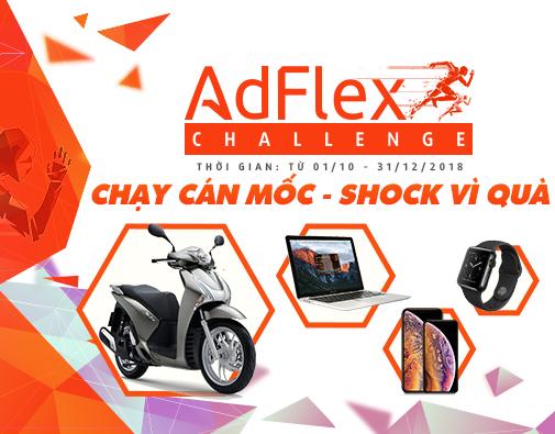 Adflex Challenge 2018